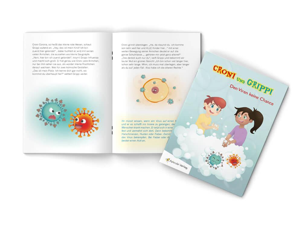 <H3/>Croni und Grippi</>