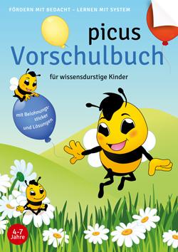 Picu Vorschulbuch, Übungsbuch